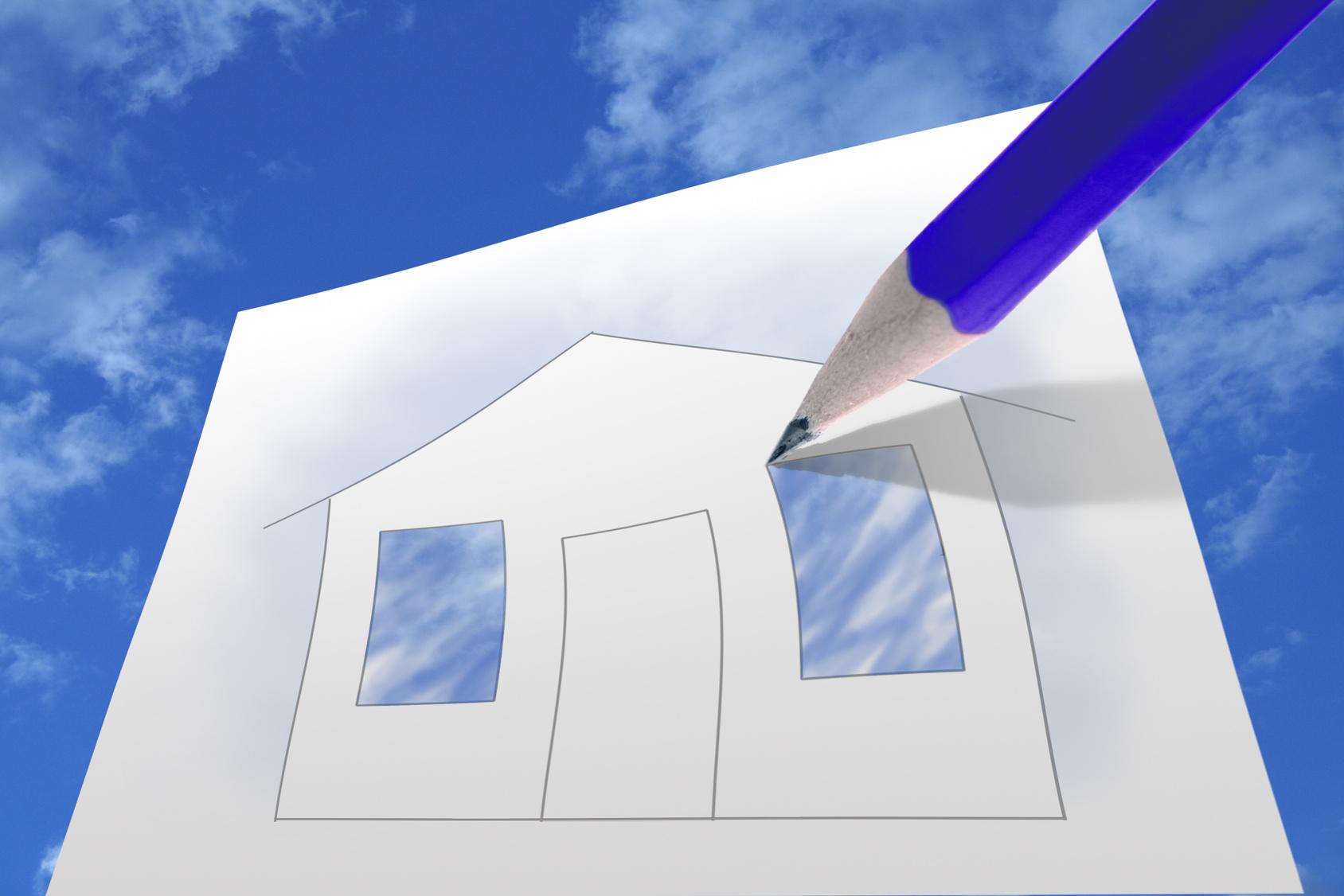 infiltrometrie - Procédures pour faire une maison BBC